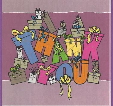 Thank You (B24)