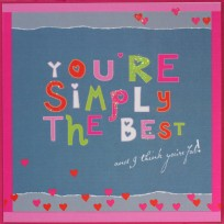 You're Simply the Best (R53)