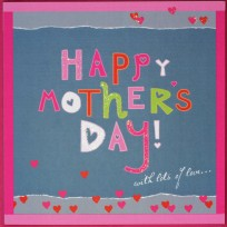 Happy Mothers Day (R55)
