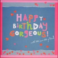 Birthday Gorgeous (R57)