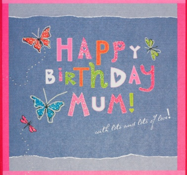 Birthday Mum (R59)