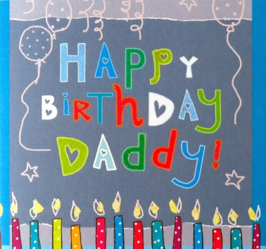 Birthday Daddy (R68)