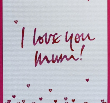 I Love You Mum (V09)