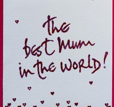 Best Mum in the world (V12)