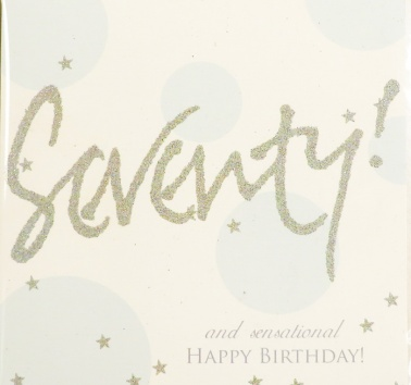 Seventy! (G16)