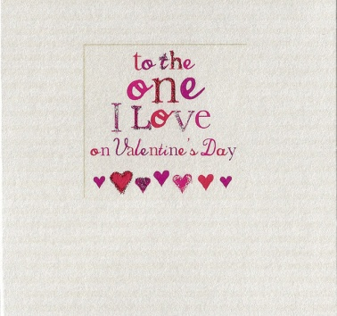 To the One I Love (251)