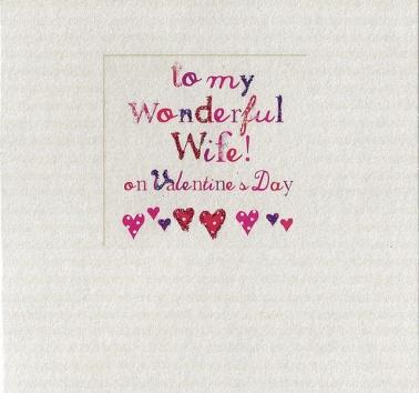To my Wonderful Wife (253)