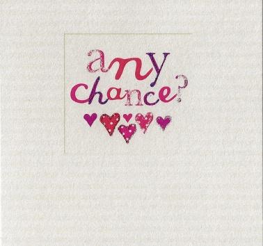 Any Chance (257)