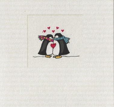 Penguin Cuddle (264)