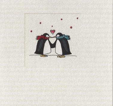 Penguin Kiss (265)