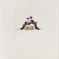 Sitting Penguin (266)