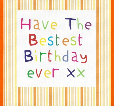 Bestest Birthday (CR09)