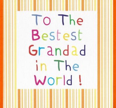 Bestest Grandad (CR12)