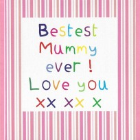 Mummy Love You (CR21)
