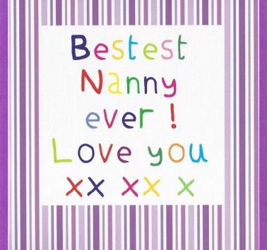 Nanny Love You (CR22)