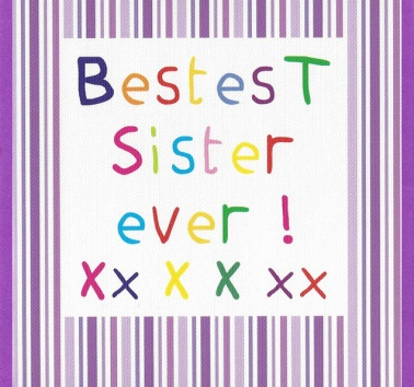 Bestest Sister (CR24)