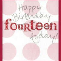 Fourteen Today (090)