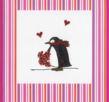 Penguin Flowers (CR239)