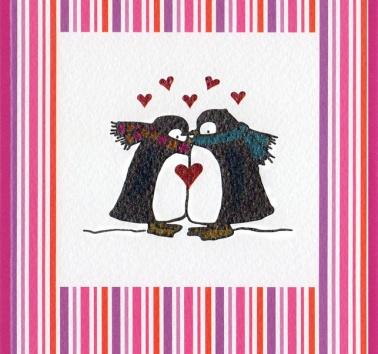 Penguin Cuddle (CR240)