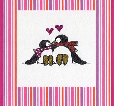Sitting Penguin (CR242)
