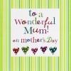 To a wonderful Mum (CR243)