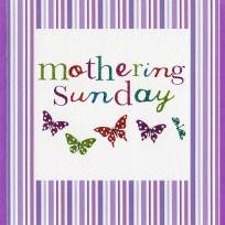 Mothering Sunday (CR246)
