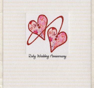 Ruby Wedding (D225)