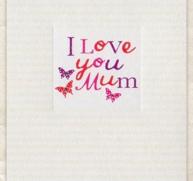 I Love You Mum (D241)