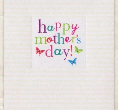 Happy Mothers Day (D253)