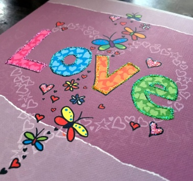 Love (B25.)