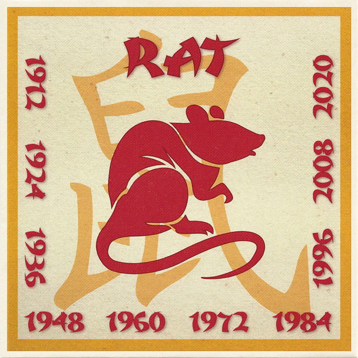 Odey Designs » The Year of the Rat (AC21)
