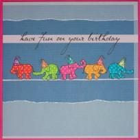 Raspberry Elephants (R13)