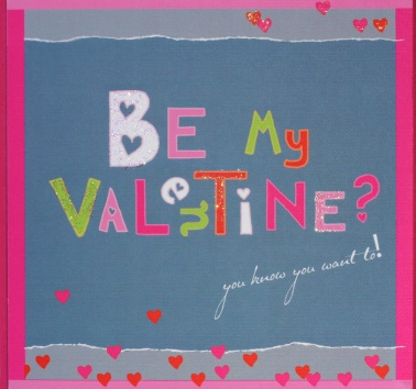 Be My Valentine (R51)