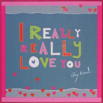 I Really Really Love You.. (R52)