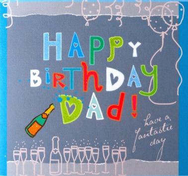 Birthday Dad (R64)
