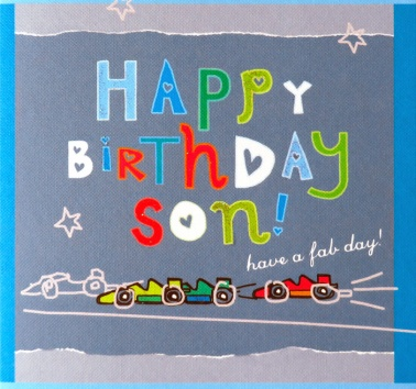 Birthday Son (R66)