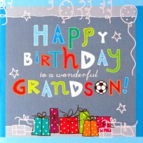 Birthday Grandson (R70)
