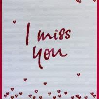 I Miss You (V08)