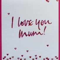I Love You Mum (V09)