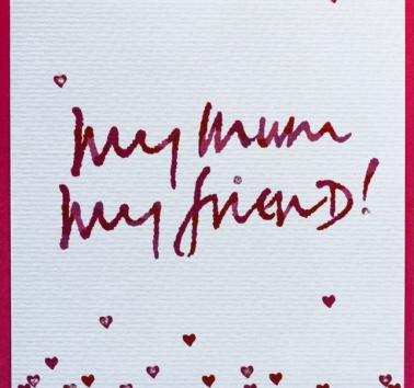 My Mum My Friend (V10)