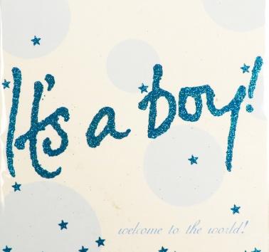 It's a Boy! (G08)