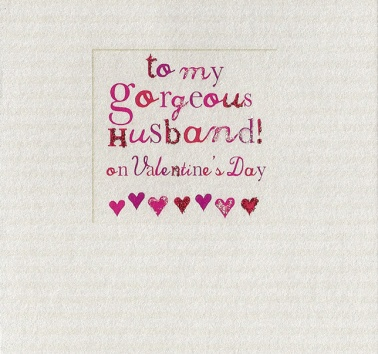 To my Gorgeous Husband (252)