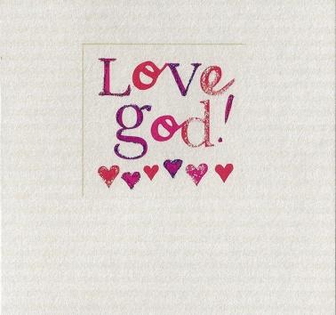 Love God (259)