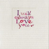 I Will Always Love You (261)