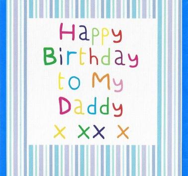 Birthday Daddy (CR03)