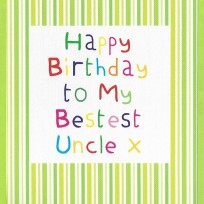 Birthday Uncle (CR05)
