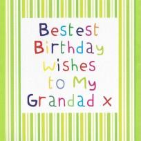 Birthday Grandad (CR08)