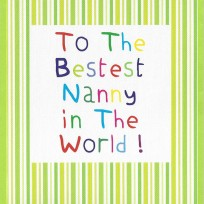 Bestest Nanny (CR13)