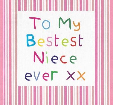 Bestest Niece (CR17)