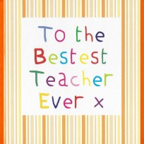 Bestest Teacher (CR20)